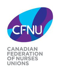 Canadian Federation of Nurses Unions Logo